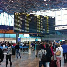 Helsinki Airport (HEL) paikassa Vantaa, Etelä-Suomen Lääni