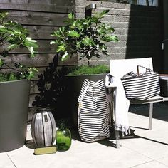 It's all about stripes this summer  @irene_oeh #housedoctordk
