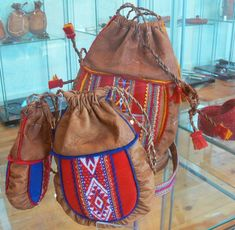 Kola Peninsula, Lappland, Leather Art, Samara, People Photography, Handicraft, Sweden, Bucket Bag, Purses And Bags