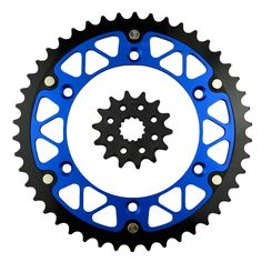 (61.66$)  Know more  - Motorcycle Parts 46-14 T Front & Rear Sprockets Kit for YAMAHA WR400F WR 400F WR400 WR 400 F 1999 Gear Fit 520 Chain