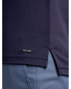 Lyst - Boss Hugo By Dogwood Contrast Texture Polo Shirt in Blue for Men Polo Shirt, Men's Polo, T Shirt, Boss Man, Brand Collection, Custom Shirts, Contrast, Menswear, Texture
