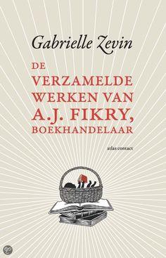 Gabrielle Zevin - De verzamelde werken van A. World Of Books, Love Letters, Affirmations, Books To Read, Roman, Novels, Lettering, Writing, Reading