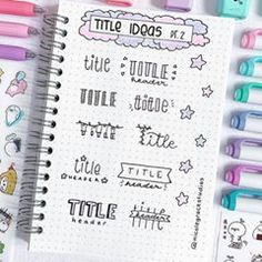 who has already put out Christmas decorations? Bullet Journal School, Bullet Journal Inspo, Bullet Journal Headers, Bullet Journal Banner, Bullet Journal Notebook, Bullet Journal Aesthetic, Journal Fonts, Bullet Journal Lettering Ideas, Journaling