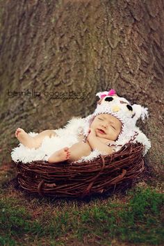 Crochet Baby Owl Hat by tluig72 on Etsy, $15.00