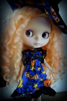 We Take Customers As Our Gods Hearty Blythe Birdie Blue 2003 Sbl **mint** Complete