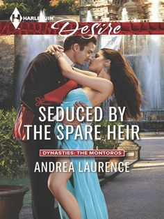 Cover of Seduced by the Spare Heir