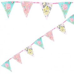 Truly Scrumptious Party Bunting