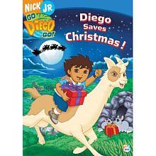 Go Diego Go!: Diego Saves Christmas DVD