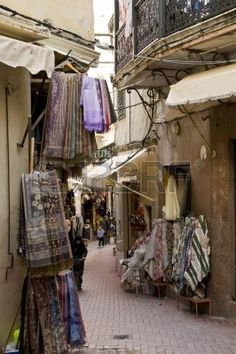 streets of tangiers morocco I remember walking through some narrow streets