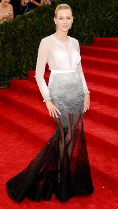 2014 Met Gala Red Carpet - Naomi Watts from #InStyle