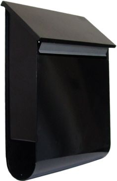 Letterbox Sandleford the Vault Black Wmb03 - Bunnings Warehouse