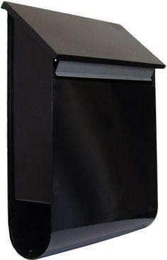 Letterbox Sandleford the Vault Black Wmb03 - Bunnings Warehouse 59.99