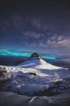 "wanderloco: ""Kirkjufell, Iceland 🇮🇸 (Source: travelingpage) """