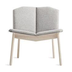 'Cat's Pajamas Lounge Chair by Blu Dot. @2Modern'