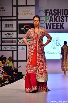 Asian Wedding Ideas - A UK Asian Wedding Blog: Bunto Kazmi Collection at Fashion Pakistan Week (FPW) 2012