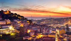 Lisboa considerada a cidade mais divertida da Europa