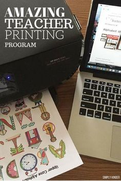Review of the best teacher printer!
