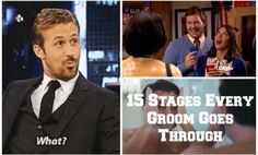 Wedding- 15 stages every groom goes through.....hilarious!!!