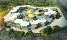 kindergarten architecture - Buscar con Google