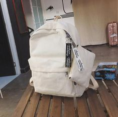 2018 Women Canvas Backpacks Women Fashion School Backpacks for Teenage Girls 2 Pcs/se Rucksack Bagpack Female Schoolbag From Touchy Style Outfit Accessories Cool Backpacks For Girls, Backpacks For College Girl, Trendy Backpacks, Boys Backpacks, School Backpacks, Canvas Backpacks, Under Armour, Backpack Organization, Sport Outfit