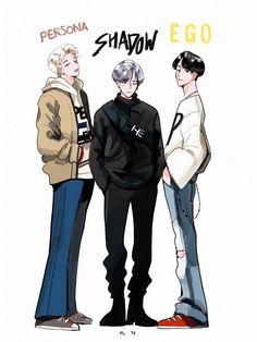 Bts Bangtan Boy, Bts Boys, Jhope, Namjoon, Taehyung, Jimin, Fanart Bts, Film Disney, 5 Anime