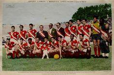 Sport Lisboa e Benfica campeão nacional 1956/1957