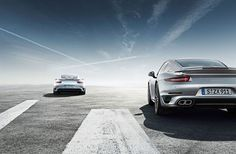 Porsche 911 Turbo and Turbo S - campaign and catalog visuals by cquadrat photography.