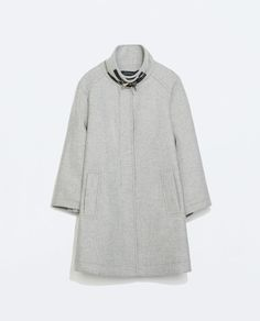 CAPE COAT WITH POCKETS-Coats-Outerwear-WOMAN-SALE | ZARA United States