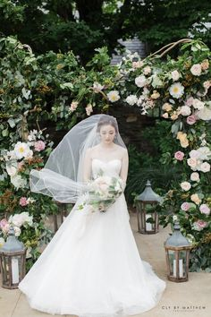 A Wistful Fantasy - Beautifully captured by Cly By Matthew Photography Floral Wedding, Wedding Flowers, Wedding Dresses, Blush Color Palette, Wedding Flower Inspiration, Cream Blush, Ceremony Arch, Event Design, Wedding Centerpieces