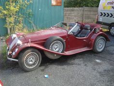 Merlin TF Roadster Kit Car Breaking for Spares - 1978 Complete Parts Package in Cars, Motorcycles & Vehicles, Classic Cars, Marlin   eBay