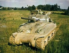 M4 Sherman in the United States