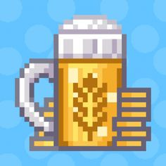 Fiz: The Brewery Management Game: Classic tycoon gameplay. Lighthearted campaign story and side quests. No arbitrary waiting, play how you want. hours of gameplay in a single playthrough. Game Bit, Management Games, Software Apps, 1 Year Anniversary, Best Beer, News Games, Chevrolet Logo, Brewery, Itunes