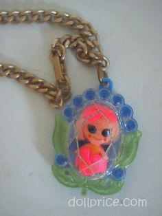 6 LIDDLE KIDDLE DOLLS Bracelet, Lucky Locket, Skediddle - Pic 3