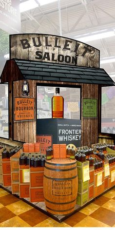 TRU Creates In-Store Branding Experience for Diageo's Bulleit Bourbon Background Diageo is the world's leading premium drinks business with an outstanding collection ofbeverage alcoholbrands acro...