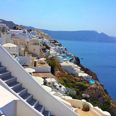 """ Oia - Santorini   GREECE """