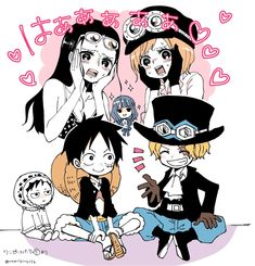 This looks cute XD Credit One Piece Comic, Nami One Piece, One Piece Ship, One Piece Fanart, One Piece Images, One Piece Pictures, Waves Wallpaper Iphone, Koala One Piece, Luffy And Hancock