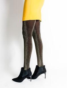 2404e3a2d Mantyhose Çorap Lurex Tights by Carra Hosiery. Glitter FashionThigh  HighsThighsEmbellishmentsPanty ...