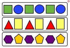 the 7 best 2d shape activities images on pinterest shape