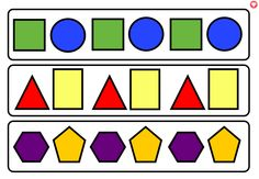 ... 2D Shape Activities on Pinterest | 2d shapes names, 2d and 2d shape