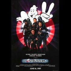 'Ghostbusters II,' 1989.