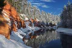 Nature / Winter, Latvija