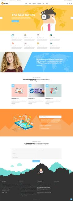 If you would like to launch an extraordinary SEO WordPress website or you would like to build one for your marketing and social media agency, thank look no further! Seo especially for you! Seo Website Design, Design Your Own Website, Wordpress Website Design, Web Design, Layout Design, Design Ideas, Facebook Marketing, Social Media Marketing, Seo Marketing