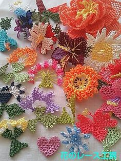 Point Lace, Needle Lace, Lace Making, Needlepoint, Embroidery, Knitting, Crochet, Flowers, How To Make