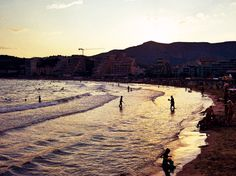 Playa de la Concha - Oropesa del Mar (Castellon - Spain)