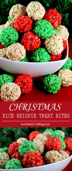 Easy to make and Even better to eat #christmasbites #krispierice