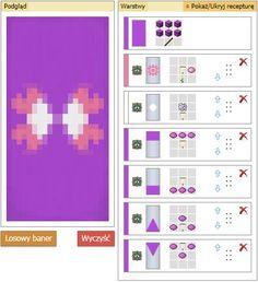 Minecraft Banner Patterns, Cool Minecraft Banners, Minecraft Decorations, Amazing Minecraft, Minecraft Crafts, Minecraft Stuff, Minecraft House Tutorials, Minecraft House Designs, Minecraft Tutorial