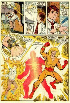 ~It's the little things in comics...: -Fox Kids & Marvel Comics bring you: SOLARMAN!