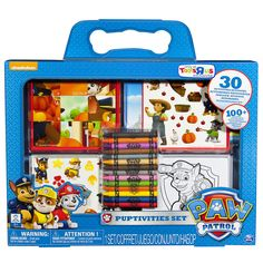For Katy? - Nickelodeon, Paw Patrol - On-The-Go Activities Set | ToysRUs