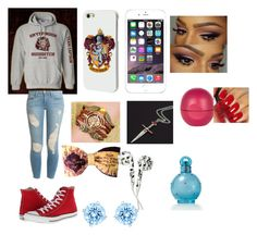 """Harry Potter Wattpad outfit."" by olivia-huffer on Polyvore"