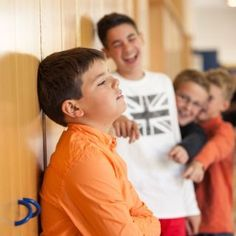Just Banter or Tween Mean: Why Your Son May Not Reveal He's Being Bullied
